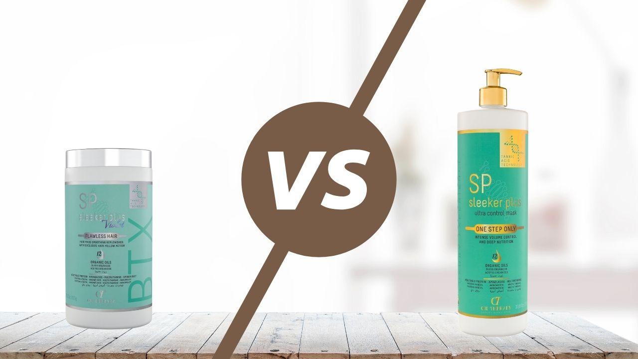 Hair Protein vs Hair Botox
